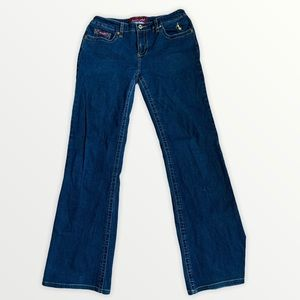 Baby phat bootcut jeans